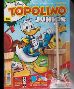TOPOLINO JUNIOR 6