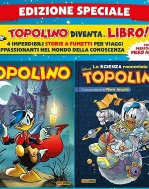 TOPOLINO 3332 VARIANT CON TOPISCIENZA