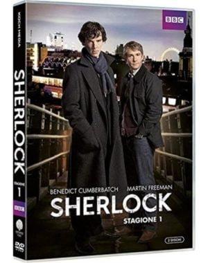 SHERLOCK DVD (2018) 1 (2 DVD)