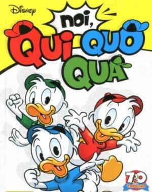NOI QUI QUO QUA DISNEY HERO 88
