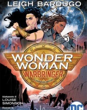 WONDER WOMAN – WARBRINGER
