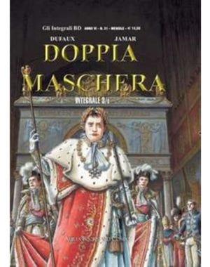 DOPPIA MASCHERA 3 DI 3 GLI INTEGRALI BD NUOVA SERIE