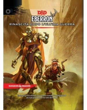 DUNGEONS & DRAGONS 5A ED. EBBERON (ITALIANO)